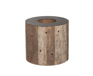 Alphabet Side Table - Letter O