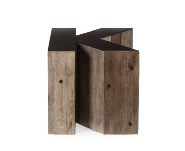 Alphabet Side Table - Letter K