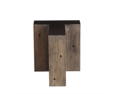 Alphabet Side Table - Letter T