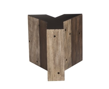 Alphabet Side Table - Letter Y
