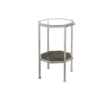 Hexagonal Accent Table