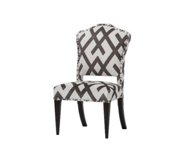 Bacall Chair - Fitzroy Grey