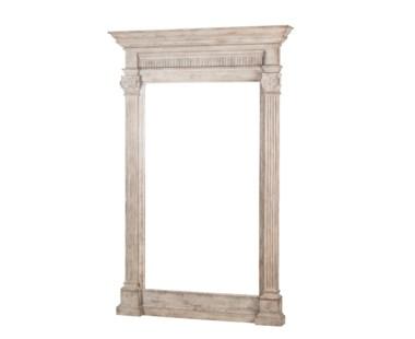 Plinth Mirror