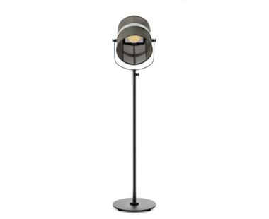 La Lampe Paris - Black Frame