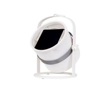 La Lampe Petite - White Frame - White shade