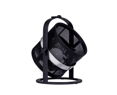 La Lampe Petite - Black Frame - Black shade