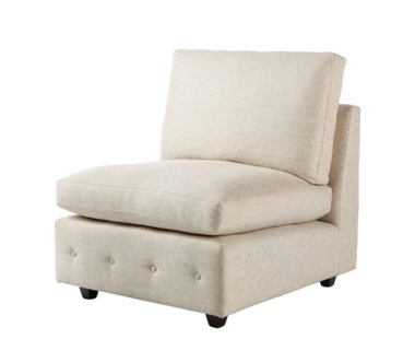 Ross Armless Chair - Grade 1
