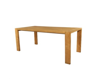 Hamilton Lux Dining Table 2000 - Natural