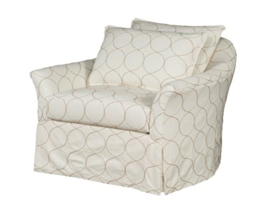 Shelby Chair - Skirted / Grade 1