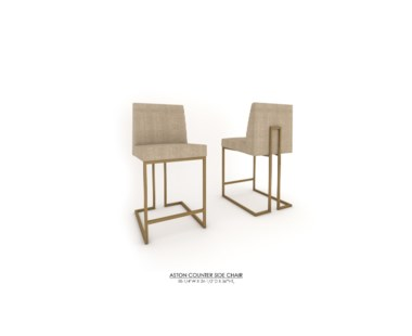 Ashton Counter Side Chair - Grade 1