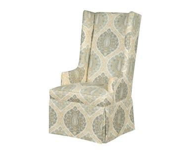 Clarissa Host Chair - Skirted - Grade 1