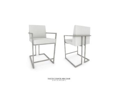 Paxton Counter Arm Chair - Grade 1