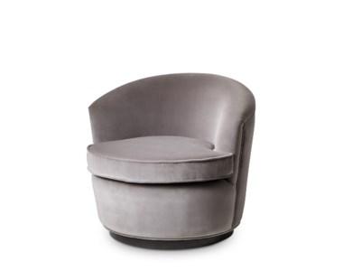 Selina Swivel Chair - Grade 1