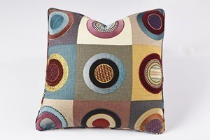 "21"" X 21"" Throw Pillow / Grade 1"