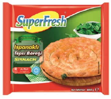 SPINACH PIE 800GRx12