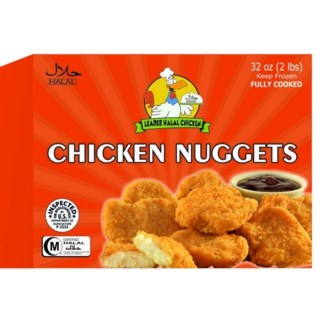 CHICKEN NUGGETS 1.5LBx18