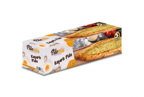 PIDE W/CHEESE  (125GRX3PCS)x12