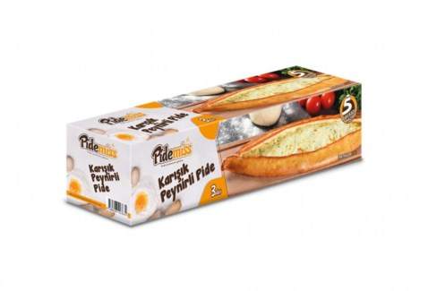 PIDE W/MIX CHEESES  (125GRX3PCS)x12