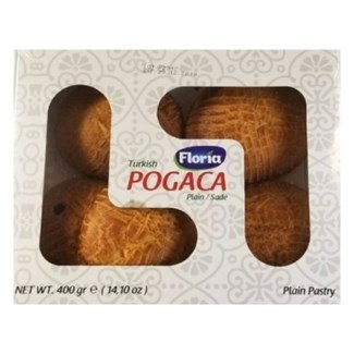 PLAIN POGACA-PASTRY  (5PCS) 400X9