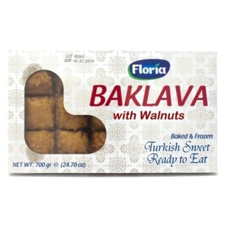 """BAKLAVA W/WALNUT 700GRX18 """"Holiday Promo"""""""