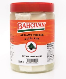ACKAWI CHEESE 681GRx6
