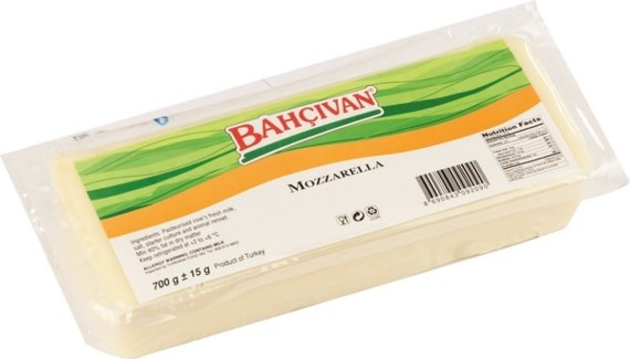 MOZZARELLA CHEESE  700GRx8