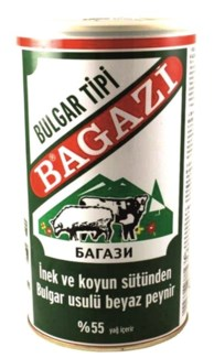 BAGAZI BULGARIAN CHEESE 6x800GR