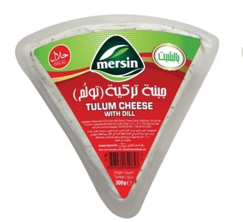 TULUM CHEESE W/DILL&SEEDS 300GRx12