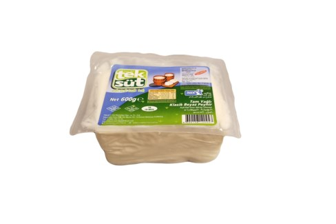 CLASSIC AGED WHITE CHEESE 600GRx12