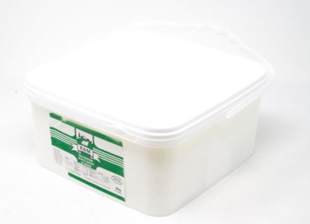 BULGARIAN CHEESE 4KG PLASTIC