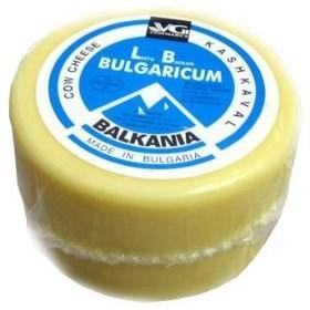 BULGARIAN KASHKAVAL CHEESE 750GRx12