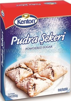 POWDERED SUGAR 250GRx24