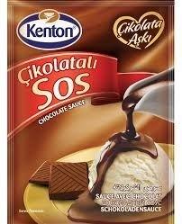 CHOCOLATE SAUCE 128GRx24