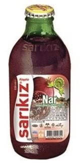 POMEGRANATE SPARKLNG DRINK 250MLx24