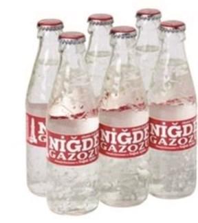 NIGDE GAZOZ 250MLx24