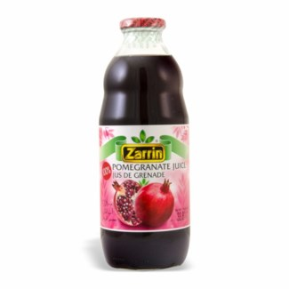 100% POMEGRANATE JUICE 1LTx6