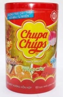 CHUPA CHUPS LOLLIPOP 100PCx1