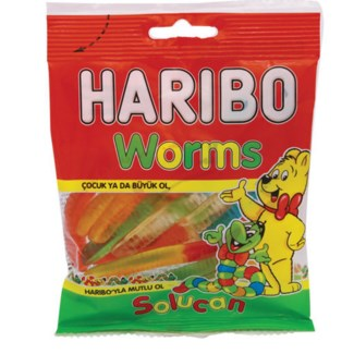 WORMS 80GRx24