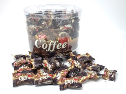 COFFEE CANDY 800GRx12