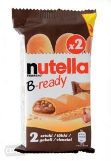 NUTELLA B-READY 44GRx24 (SUMMER PROMO)