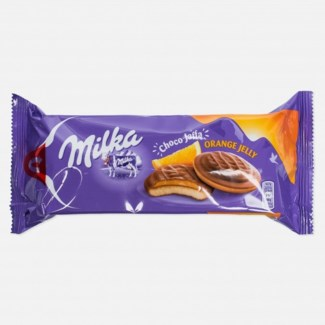 MILKA JAFFA ORANGE 147Gx24