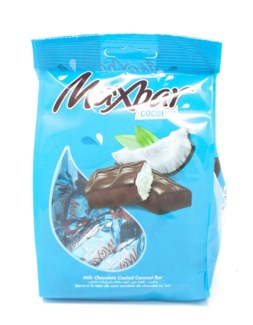 MAXBAR COCONUT 142GRx12 BAG