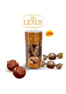 LEXUS CHOCOLATE W/COFFEE 500GRx12