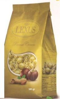 LEXUS CHOCOLATE W/PEANUT 185Gx12