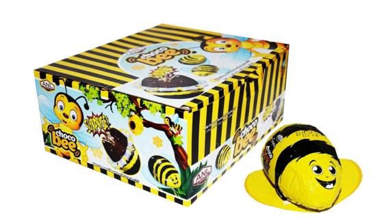 FIGURE CHOCO BEE 55Gx12x6 (RAMADAN PROMO)
