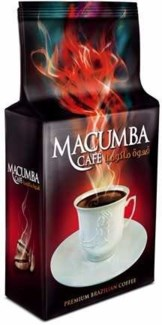 COFFEE MACUMBA 200GRx20 (PROMO)