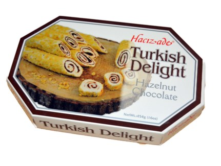 DELIGHT ROLLED W/HAZELNUT & CHOCO CREAM  450GRx9