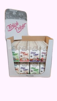 TURKISH DELIGHT ASSORTED SHIPPER  150GRx64