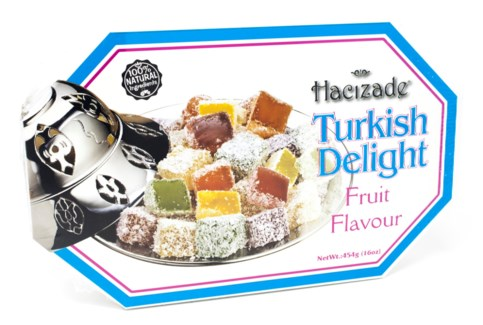DELIGHT ROLLED W/MIX SPECIAL FRUITS  454GRx9