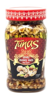 HONEY NUTS 750GRx12